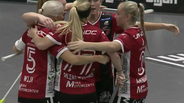 Höjdpunkter: Mora vann stort mot nykomlingarna - Wijk stod för nio poäng