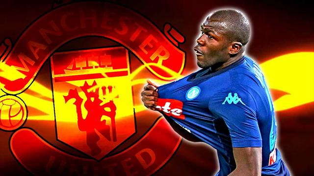 Euro Papers: Koulibaly 'seduced' by €100m United offer