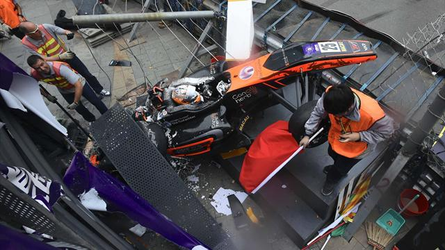 Florsch vows to return to racing after horror crash