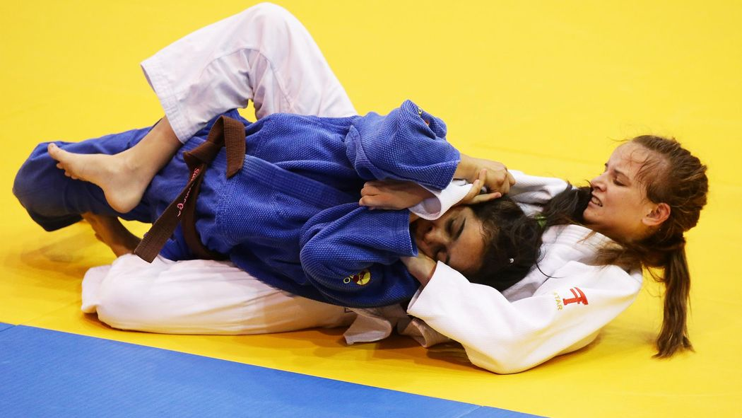 Medals shared among the nations at IJF Grand Prix in The