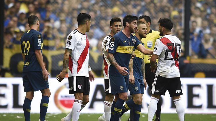 Så sänder vi från stekheta returen i Copa Libertadores-finalen - Fotboll -  Eurosport f497e420a639e