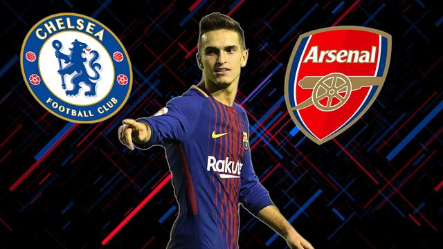Transfer Focus: Suarez to choose between Arsenal and Chelsea