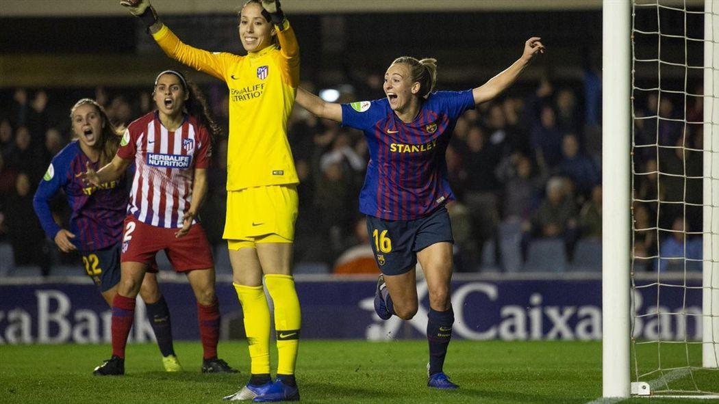 Informe  Fútbol femenino en España dc443979b78b3
