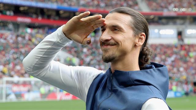 Zlatan Ibrahimovic revela su 'Dream Team' de todos los tiempos