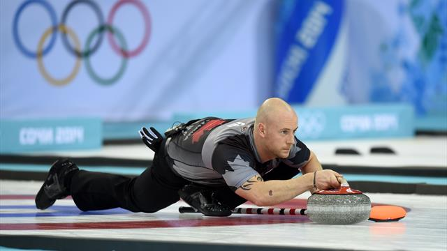 """Extreme Trunkenheit"": Curling-Olympiasieger sorgt für Eklat"