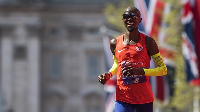 Farah to run 2019 London Marathon
