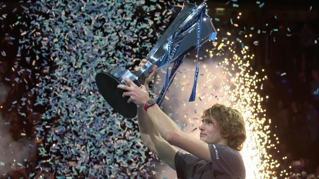 Rolex Minute : Jutanugarn golfeuse de l'année, Zverev à la table des maîtres