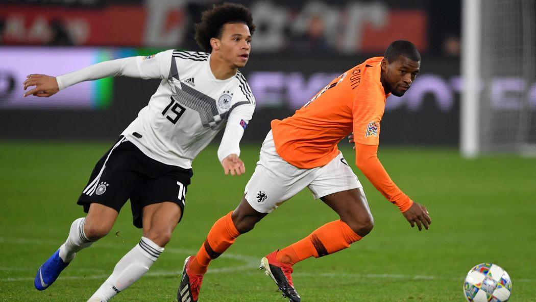 Dfb Team In Em Qualifikation Gegen Niederlande Nordirland