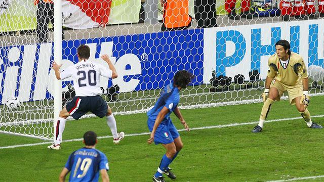 Italia-Stati Uniti 1-1: nel trionfo al mondiale 2006, l'unica partita opaca