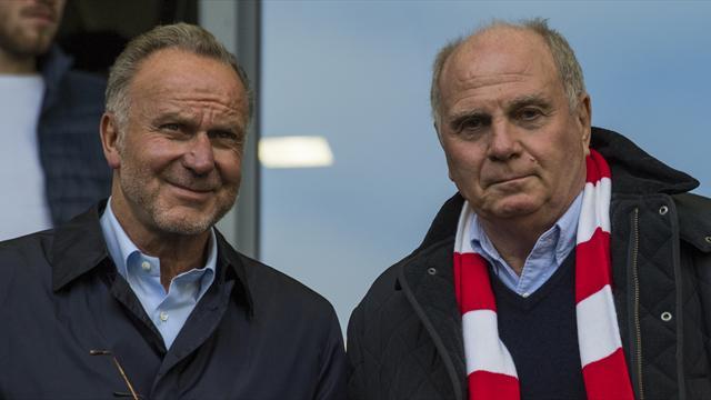 FC Bayern gibt Rekordzahlen bekannt