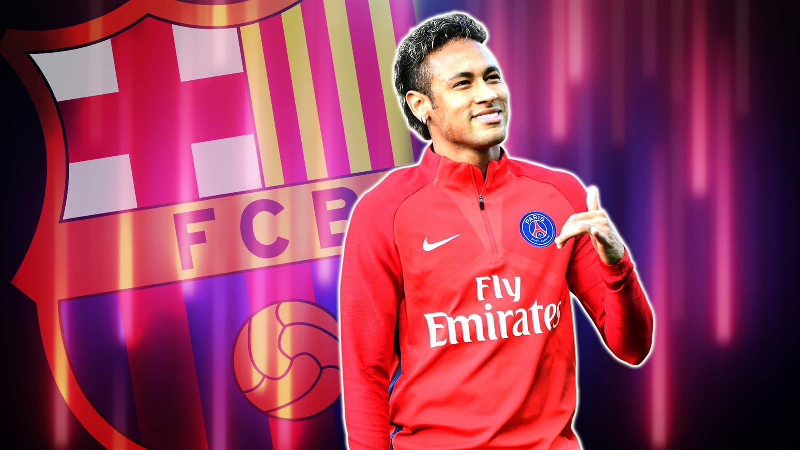 Video Euro Papers Neymar Tells Friends I Ll Be Back