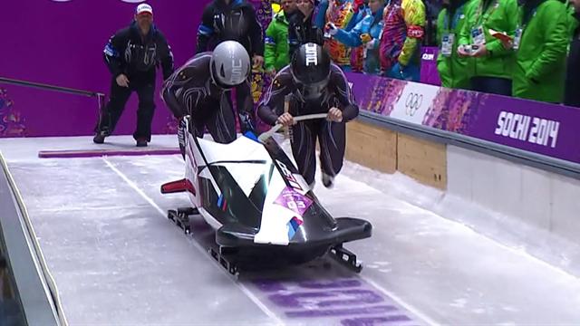 Starten | Hoe zet je zo goed mogelijk af op de bobsleebaan?