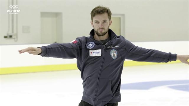 So trainiert man im Eiskunstlaufen: Ondrej Hotarek gibt Tipps