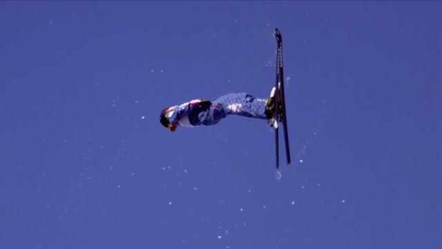 Trick 17: So hilft ein Trampolin beim Sky-Freestyle Training