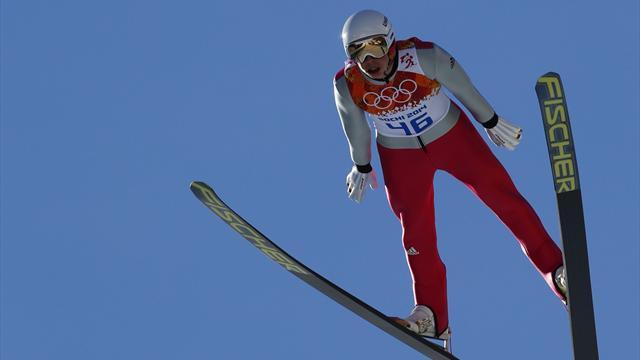 Fly like an Eagle | Hoe bereidt een skispringer zich op het seizoen voor?