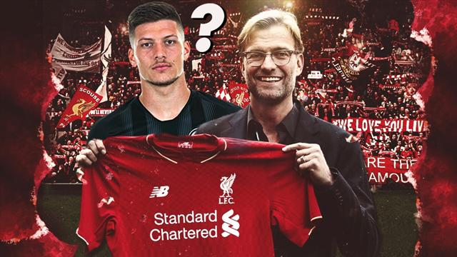 Transfer Focus: Liverpool facing Bayern and Barca battle for Luka Jovic