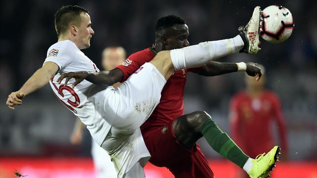 La Pologne a rempli sa mission face au Portugal