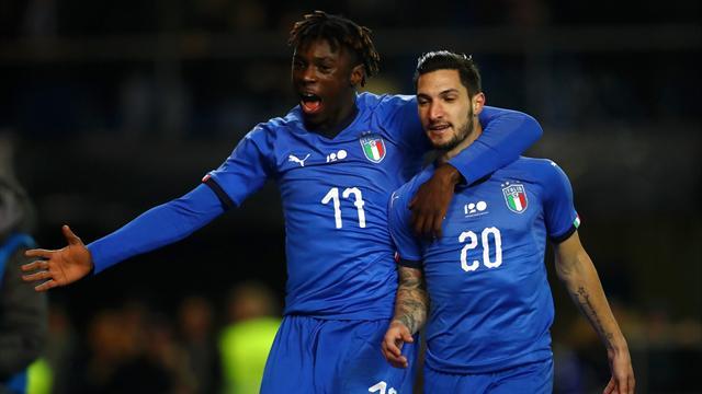 Italia, i convocati di Mancini per Finlandia e Liechtenstein: c'è Kean, no a Balotelli e Belotti