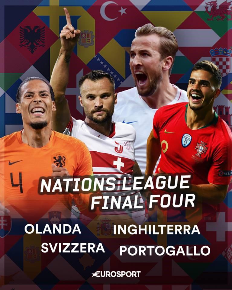 Final Four Nations League 2018