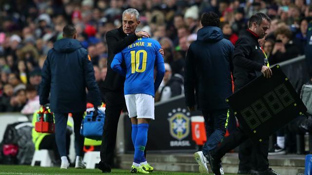 Choupo-Moting croise les doigts pour Neymar