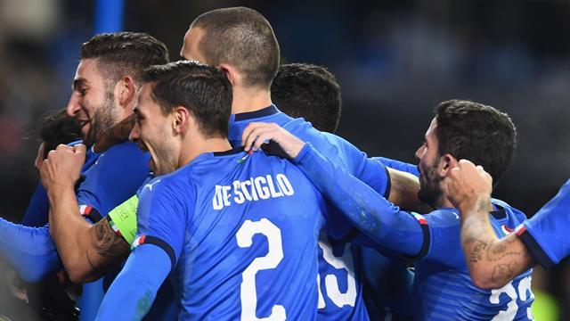 L'Italia pesca Bosnia, Finlandia e Grecia. C'è Olanda-Germania