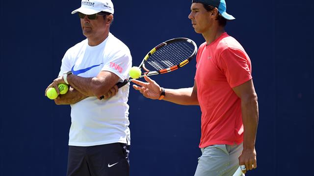 Nadal's uncle does not expect Federer to win a Grand Slam in 2019