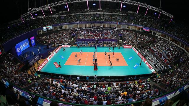 Volleyball Champions League undergoes a makeover