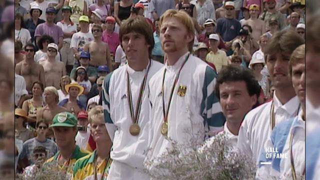 Becker-Stich: lo storico oro Olimpico a Barcellona '92 della 'strana' coppia tedesca