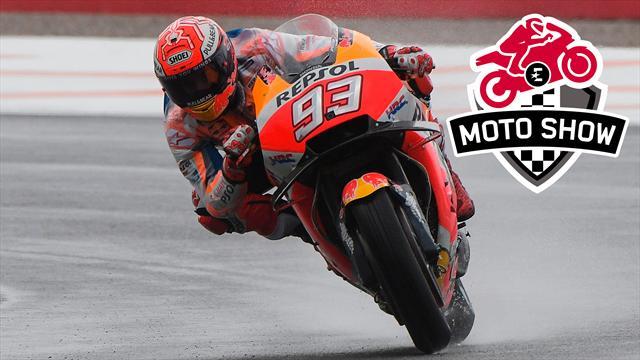 Pourquoi l'épaule de Marquez doit inquiéter Honda