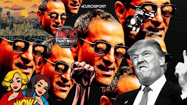 Владелец UFC не умеет читать и бил человека подносом. Он купил кровавые шоу всего за 4 миллиарда