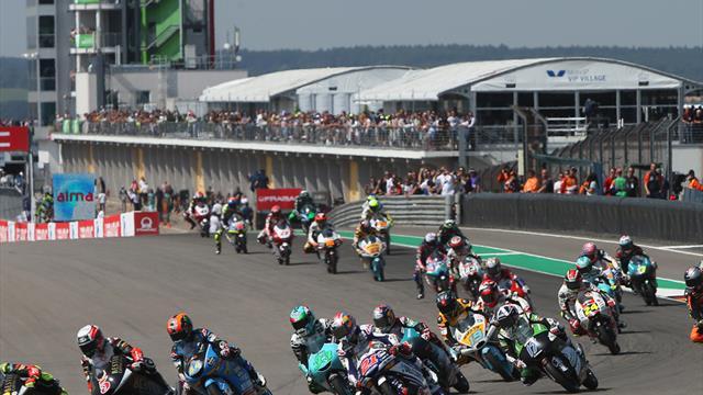 MotoGP auf dem Sachsenring: ADAC senkt Preise im Vorverkauf