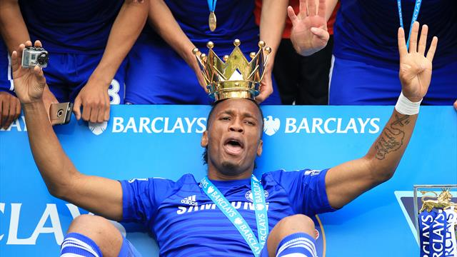 Chelsea legend Didier Drogba confirms retirement at 40