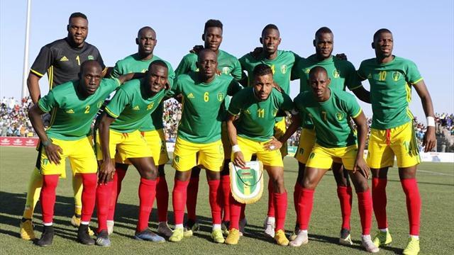 63 dakikalık maçtan Afrika Uluslar Kupası'na: Moritanya