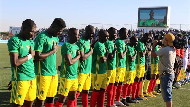 Dal 104° posto nel ranking FIFA alla Coppa d'Africa, la storica prima volta della Mauritania