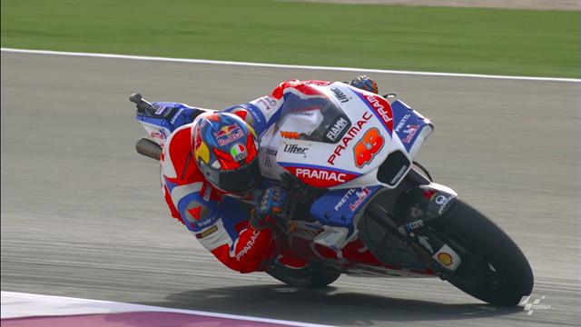 Miller testet sein neues Ducati-Bike in Jerez