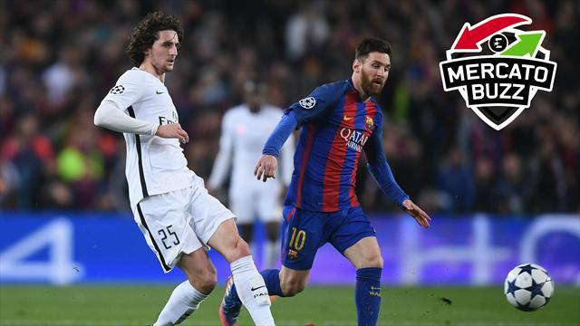 Le PSG prêt à mettre 80 millions sur la table... pour voler un milieu au Barça