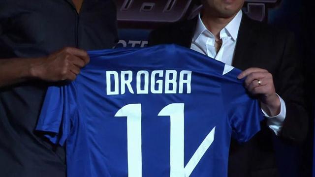 Vaarwel legende! | Chelsea-icoon Didier Drogba kondigt pensioen aan