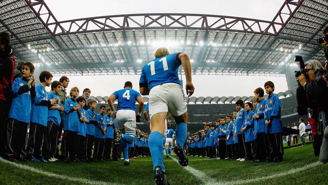 583141429ffd Quel giorno a San Siro la palla era ovale e gli All Blacks sembravano umani  - Test Match 2017 - Rugby - Eurosport