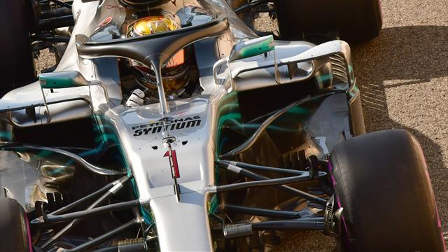 Prove libere 3: Lewis Hamilton vola con le Hypersoft e precede Raikkonen