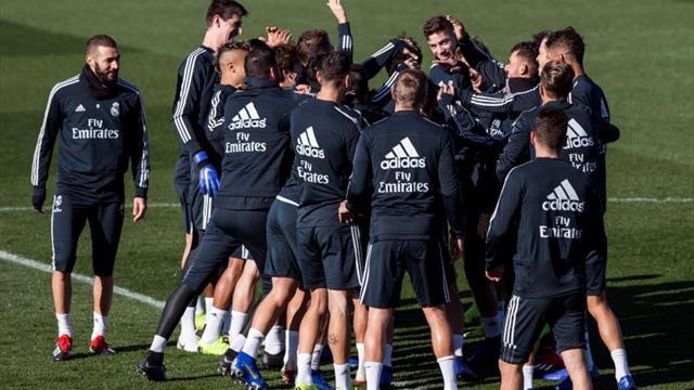 Solari, feliz y comprometido con el Real Madrid