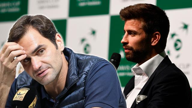 Why Gerard Pique is suddenly making big changes in tennis