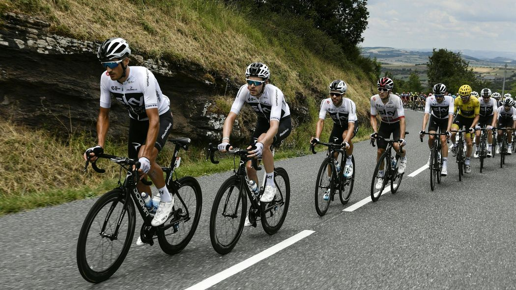 Blazin  Saddles  The biggest villains of the 2018 cycling season - Cycling  - Eurosport UK 27b95b41c