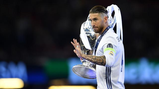 Real Madrid deny Ramos failed Champions League final doping test