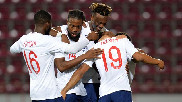 Boothroyd expects his Young Lions to thrive in tough European Championship group