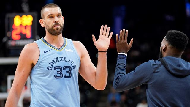 Traspasan a Marc Gasol a Toronto Raptors y a Niko Mirotic a Milwaukee Bucks