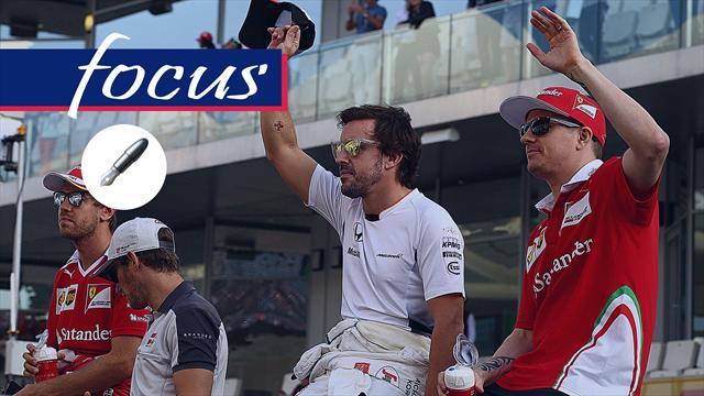 Alonso al passo d'addio, Raikkonen lascia la Ferrari: se ne va un grande pezzo di F1