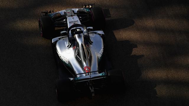 Hamilton au top avant la qualification, Ricciardo (encore) à l'arrêt