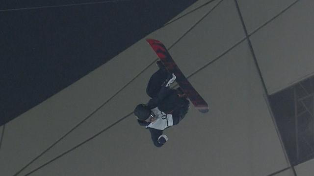 Da staunt selbst Shaun White: Thorgren gewinnt Big-Air-Weltcup