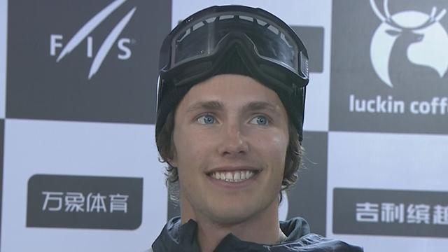 Big Air FIS World Cup Beijing | Interview met Sven Thorgren
