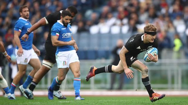 Italia-Nuova Zelanda in Diretta tv e Live-Streaming